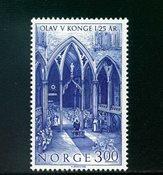 Norge - AFA 877 - Postfrisk