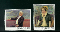 Norvège - AFA 878-879 - Neuf