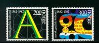 Norge - AFA 880-881 - Postfrisk