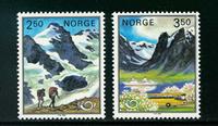 Norvège - AFA 889-890 - Neuf