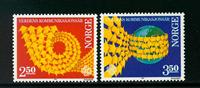 Norvège - AFA 895-896 - Neuf