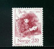 Norge - AFA nr. 898 - Postfrisk