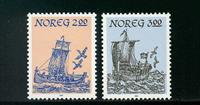 Norvège - AFA 899-900 - Neuf