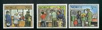 Norge - AFA nr. 904-906 - Postfrisk