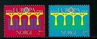Norvège - AFA 912-913 - Neuf