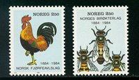 Norvège - AFA 916-917 - Neuf