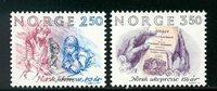 Norvège - AFA 918-919 - Neuf