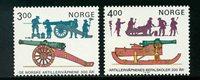 Norge - AFA nr. 930-931 - Postfrisk
