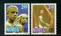 Norvège - AFA 932-933 - Neuf