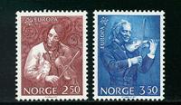 Norvège - AFA 934-935 - Neuf