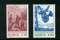 Norvège - AFA 936-937 - Neuf