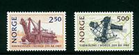 Norvège - AFA 941-942 - Neuf