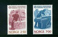 Norvège - AFA 949-950 - Neuf