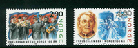 Norvège - AFA 987-988 - Neuf