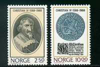 Norvège - AFA 999-1000 - Neuf