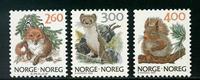 Norvège - AFA 1007-1009 - Neuf