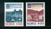 Norvège - AFA 1013-1014 - Neuf