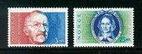 Norvège - AFA 1029-1030 - Neuf