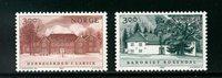 Norge - AFA 1031-1032 - Postfrisk
