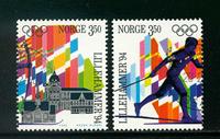 Norvège - AFA 1137-1138 - Oblitéré