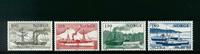 Norge - AFA nr. 761-764 - Postfrisk