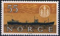 Norge - AFA nr. 462 - Postfrisk