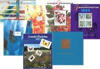 Suède - 7 pochettes spéciales