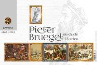 Belgien - Pieter Bruegel - Postfrisk miniark