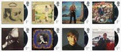 Great Britain - Elton John - Mint set 8v