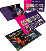 England - Elton John - Souvenirmappe