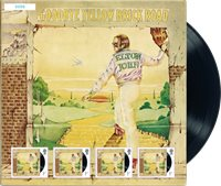 England - Elton John Goodbye Yellow Brick Road - Postfrisk ark. Oplag 7500