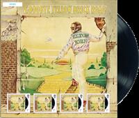 England - Elton John Goodbye Yellow Brick Road - Postfrisk ark. Oplag 7500