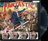 England - Elton John Captain Fantastic - Postfrisk ark. Oplag 7500