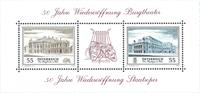 Østrig - Statsopera - Postfrisk miniark