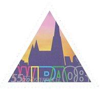 Østrig - WIPA Stephan Domkirken - Postfrisk frimærke