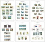 Île de Man - Collection 1980-2011