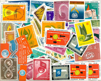 UN New York - Mint stamps and souvenir sheets