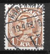 Danmark  - AFA 211x - Stemplet