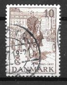 Danmark  - AFA 240x - Stemplet
