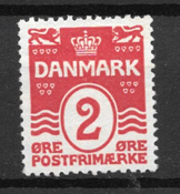 Danmark  - AFA 78bz - Ubrugt