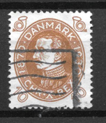 Danmark  - AFA 189x - Stemplet