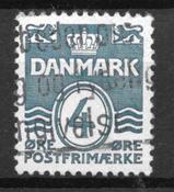 Danmark  - AFA 198Bx - Stemplet