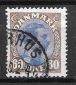 Denemarken  - AFA 107a - Gebruikt