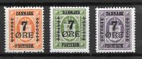 Denemarken  - AFA 160-64+65 - Postfris