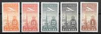 Danmark  - AFA 216-220 - postfrisk