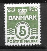 Danmark  - AFA 234 - postfrisk