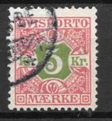 Denemarken  - AFA  Av. 9 - Gebruikt