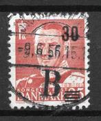 Danmark  - AFA 364x - Stemplet