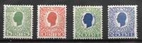 Deens-West-Indië  - AFA 24-27 - Ongebruikt