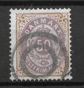 Danmark  - AFA 30y - Stemplet